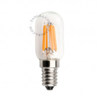 More about Zangra LED Filament Bulb E14 2,5W