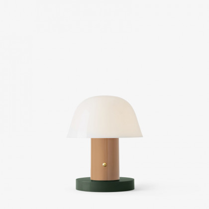 &Tradition Setago JH27 Portable Table Lamp