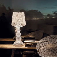 Kartell Mini Kabuki Table Lamp