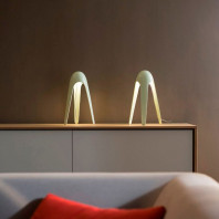 Martinelli Luce Cyborg Table Lamp