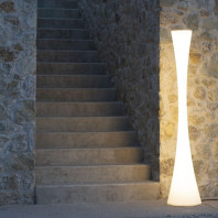 Martinelli Luce Biconica Outdoor Floor Lamp