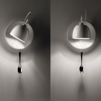 Ingo Maurer Light Au Lait Wall Lamp