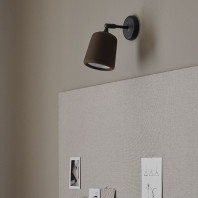 New Works Material Wall Lamp
