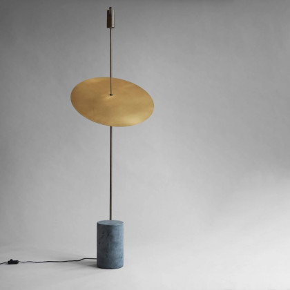 101 Copenhagen The Moon Floor Lamp