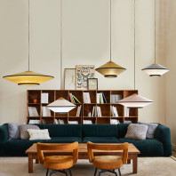Forestier Cymbal Pendant Lamp