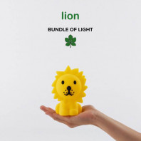 Mr Maria Lion Bundle of Light Mini Lamp