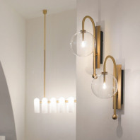Schwung Naples Wall Sconce Wall Lamp