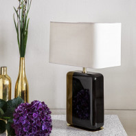 Red Edition Bourbon Table Lamp