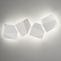Vibia Origami 4508 Wall Lamp