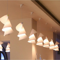 Ingo Maurer Willydilly Pendant Lamp