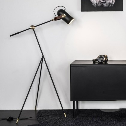 Carronade Floor Lamp