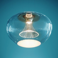 Artemide Ipno Glass Suspension
