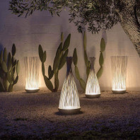 Karman Don't Touch Outdoor Floor Lamp