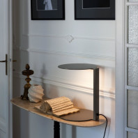 Oluce Duca Lamp de Table