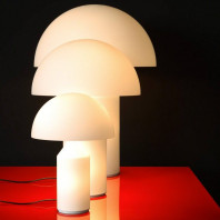 Oluce Atollo Lampe de Table