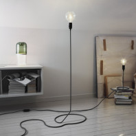Design House Stockholm Cord Lamp by Form Us With Love