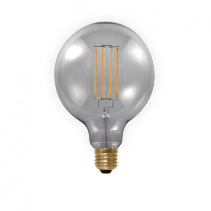 Segula LED Smokey Grey Globe 125 6W