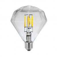 Segula LED Diamond 6W clear