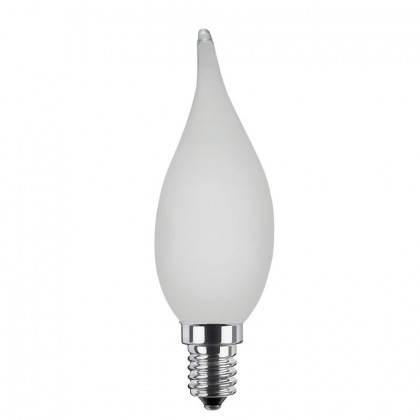 Segula LED Candle Windblow 3.5W frosted
