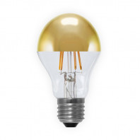 Segula LED BULB MIRROR HEADED Gold 6W