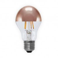 Segula LED BULB MIRROR HEADED COPPER 6W