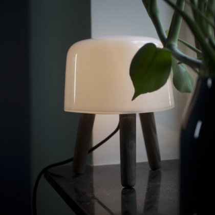 &tradition Milk Table Lamp
