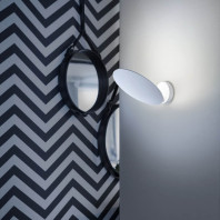 Studio Italia Puzzle Round Wall Light